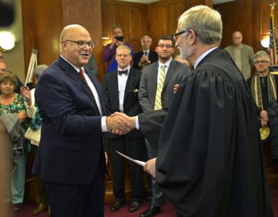 New Magistrate Gary Sheff