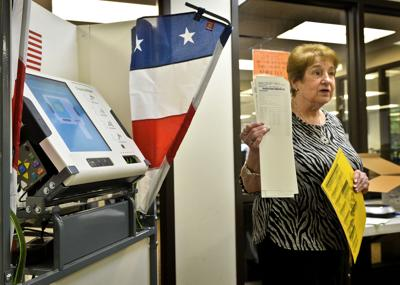 PHOTO: Voting machines tested in Kanawha (copy)