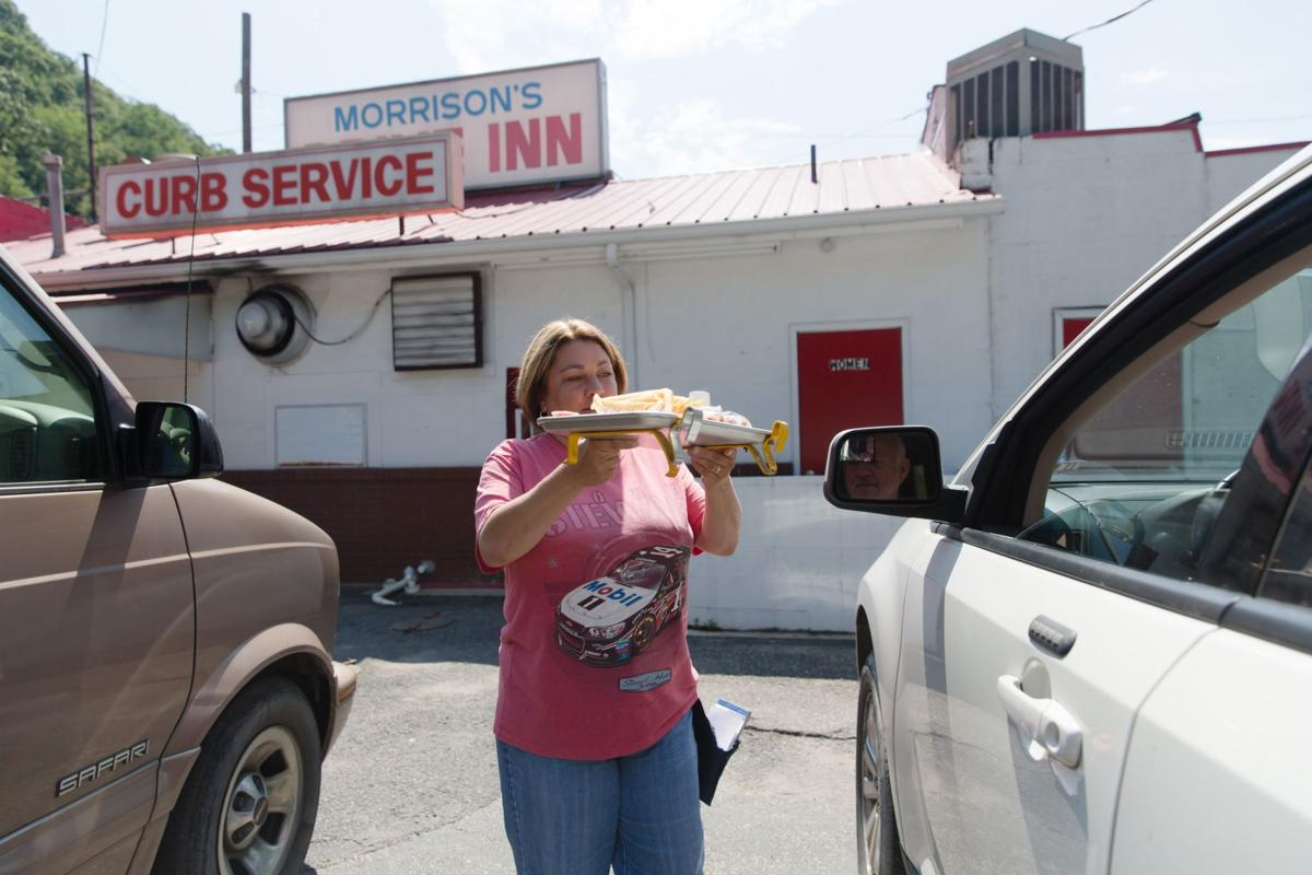 Curbside service never goes out of style at Morrison's Drive Inn (video)