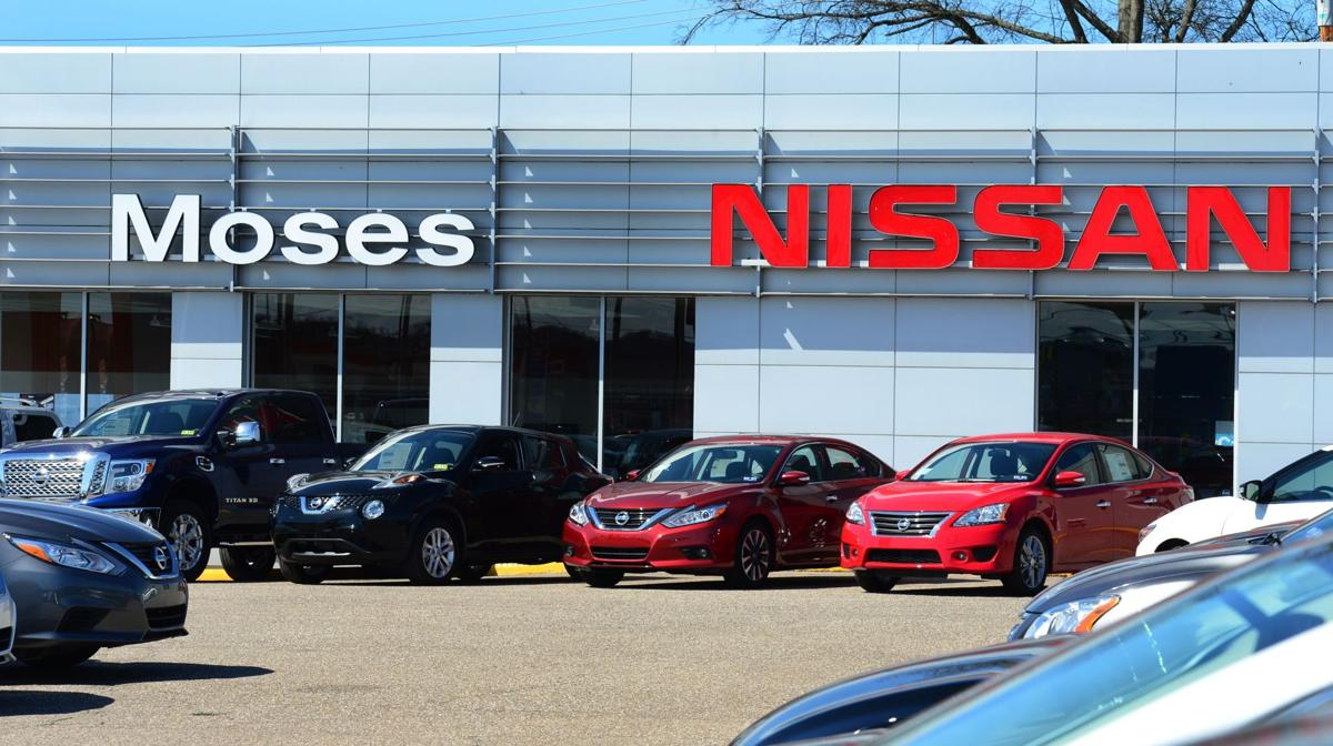 Moses takes over C&O car dealers
