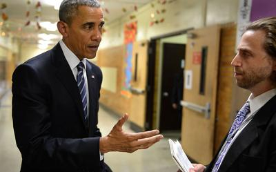 Obama discusses coal, drug industry role in epidemic in exclusive interview