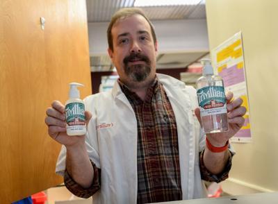 trivillians sanitizer