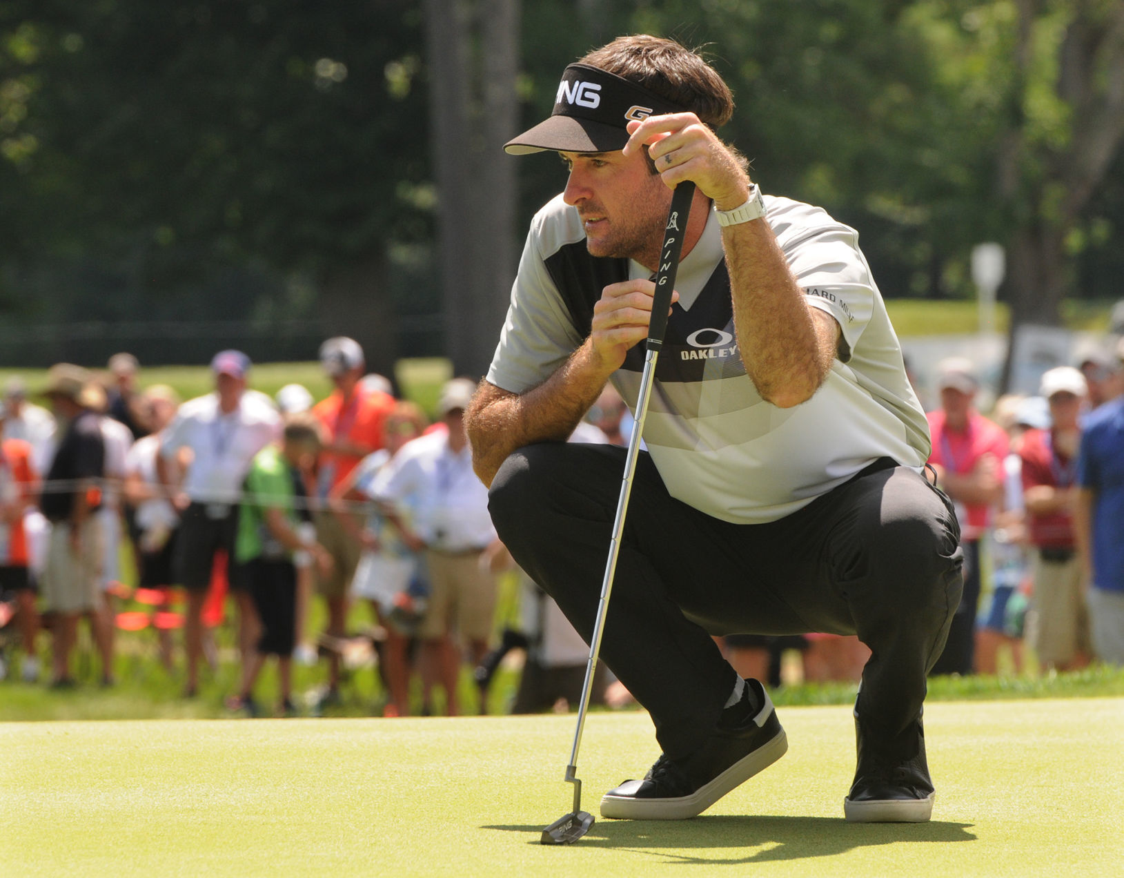 bubba watson PGA makes Greenbrier schedule change