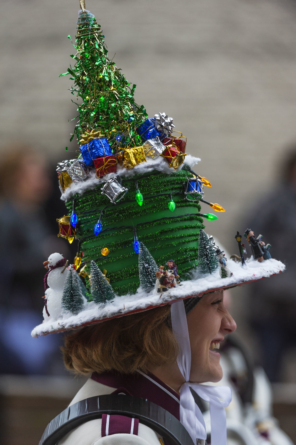 PHOTOS Charleston Christmas parade Kanawha County