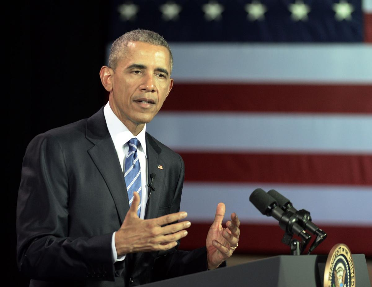 In WV, Obama talks prevention, treatment to fight opioid epidemic