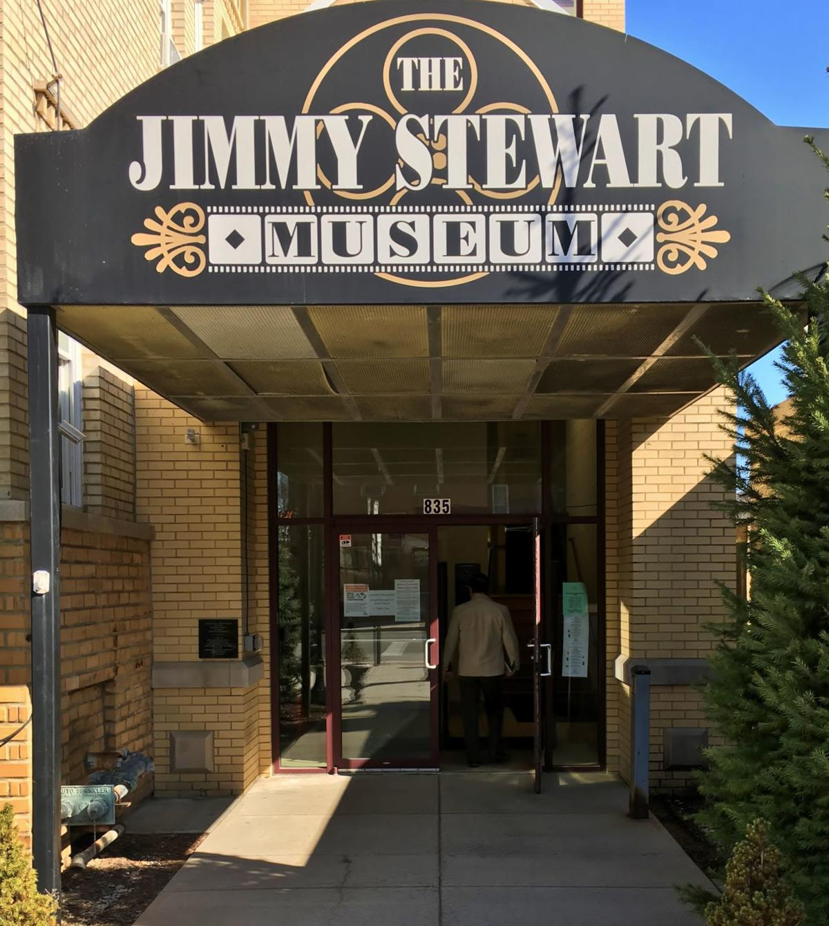 Wv Travel Team Jimmy Stewart Museum At Home In Indiana Pennsylvania Travel Wvgazettemail Com