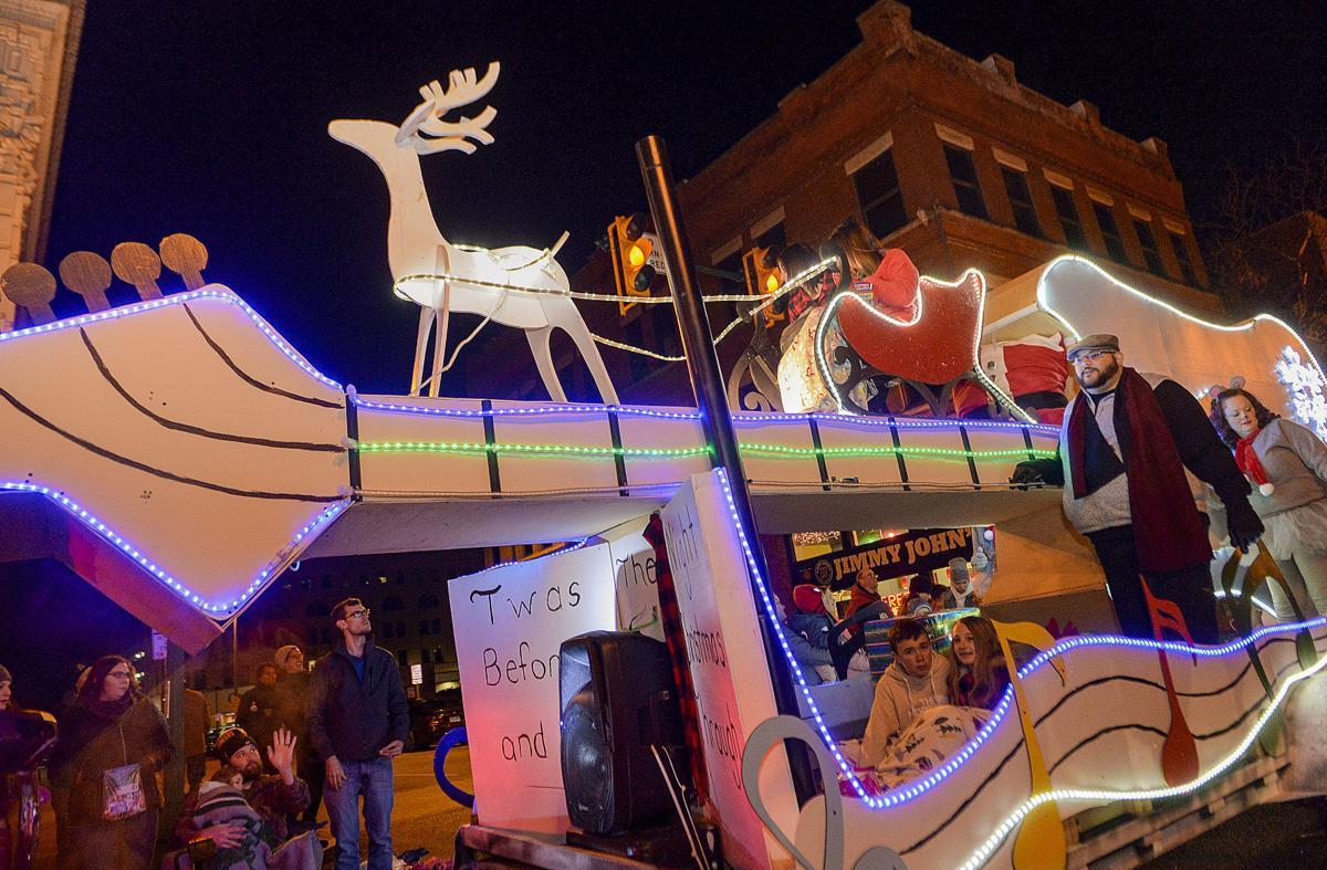Charleston Wv Christmas Parade 2020 Charleston Christmas Parade float winners named | Kanawha County