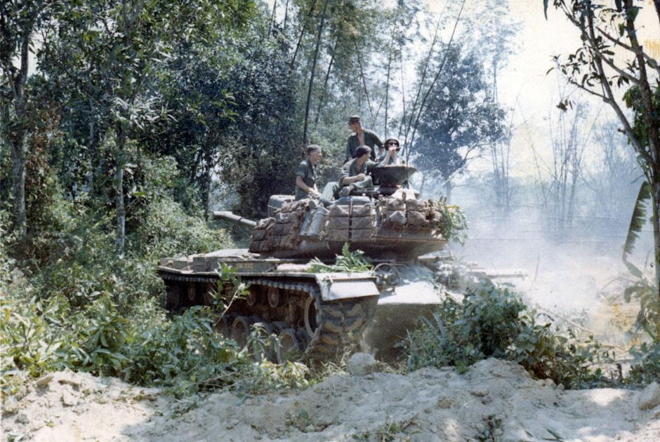 Documentary looks back at WV's Vietnam experience