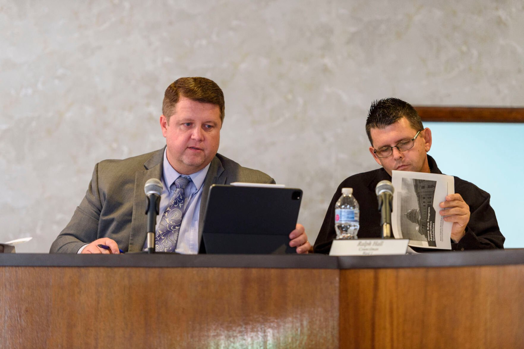 Williamson City Council expresses interest in home rule program