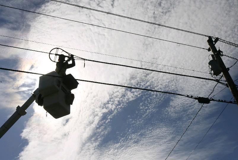 AP photo broadband lines
