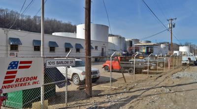 OSHA fines Freedom Industries $11,000 for chemical spill