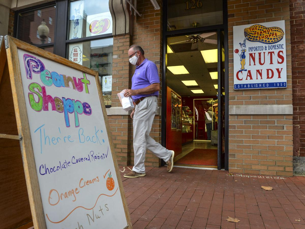 Peanut Shop Turns 70