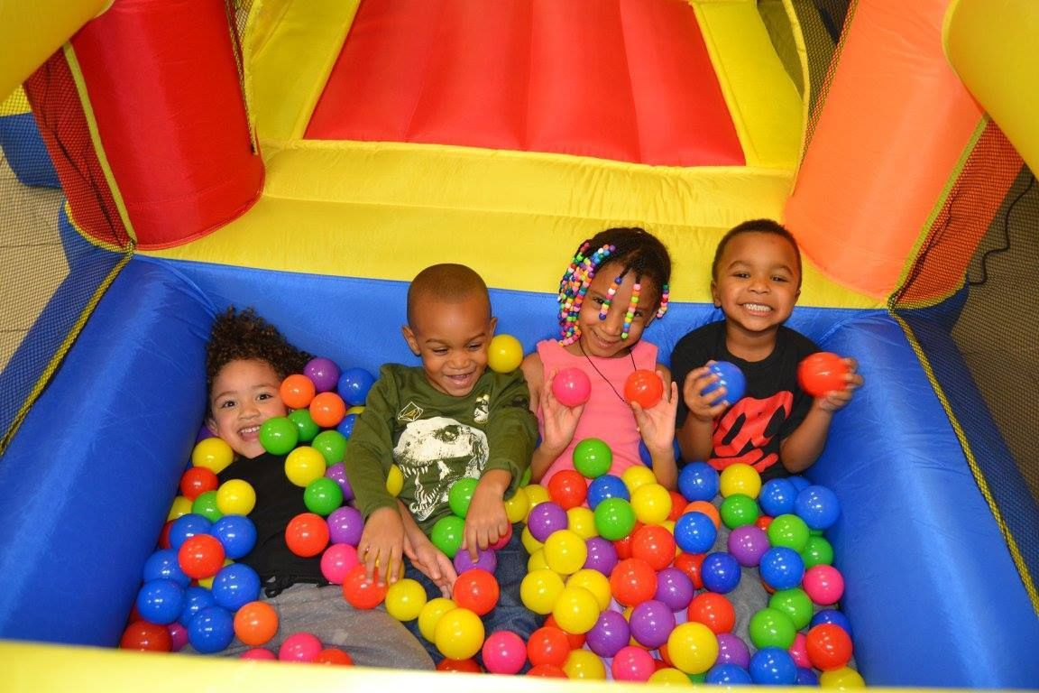 Fun Fitness Kids Club brings age-appropriate play equipment to babies, toddlers
