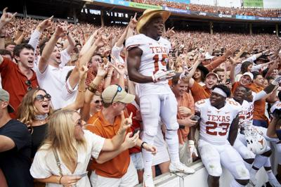 6b364d642b2b Big 12 football notebook  Texas moves on from big win  Sooners fire ...