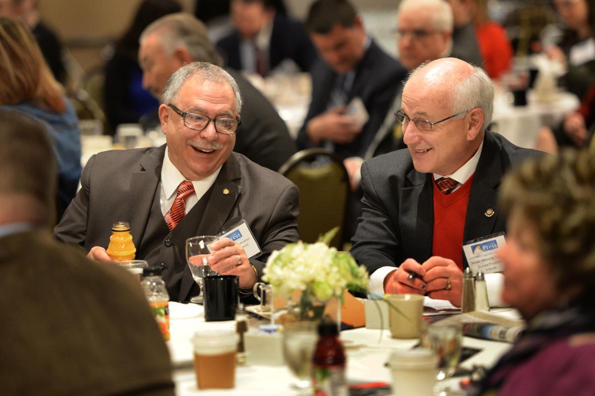 At halfway point, legislative leaders assess 2019 session