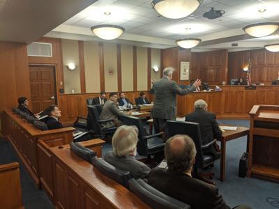 Barth in court