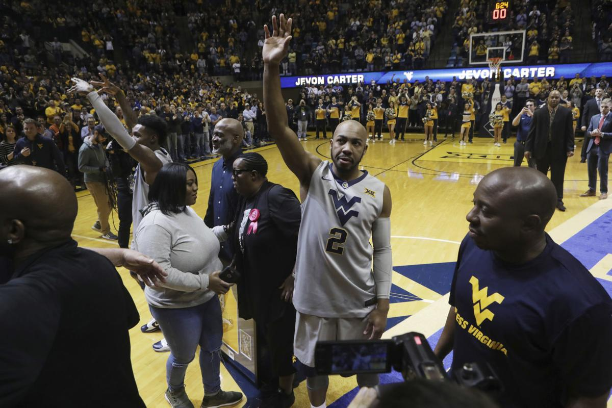 316d67d2e WVU s Jevon Carter wins second straight Big 12 Defensive Player of the Year