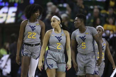 West Virginia Baylor Basketball