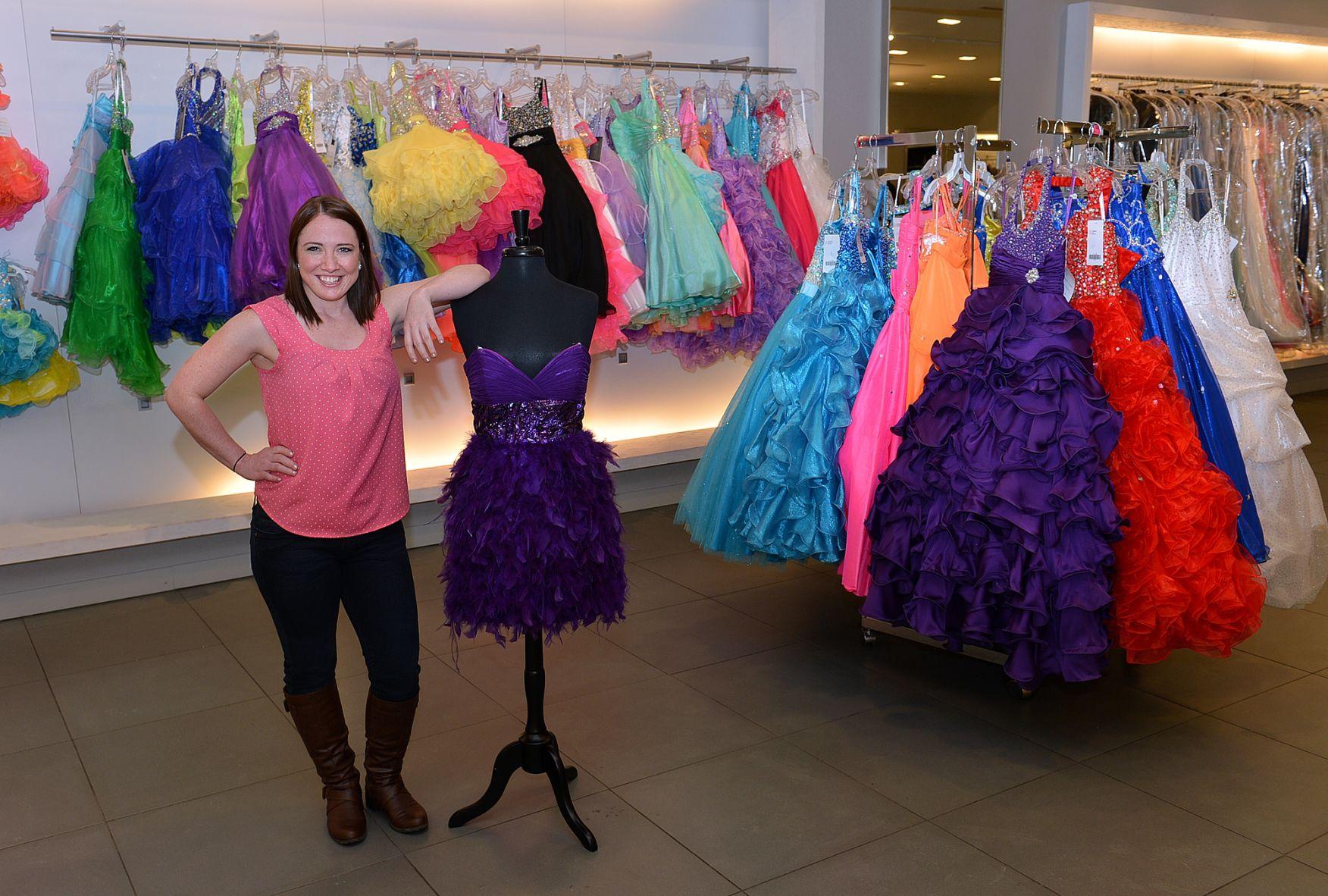 Local Dress Shops