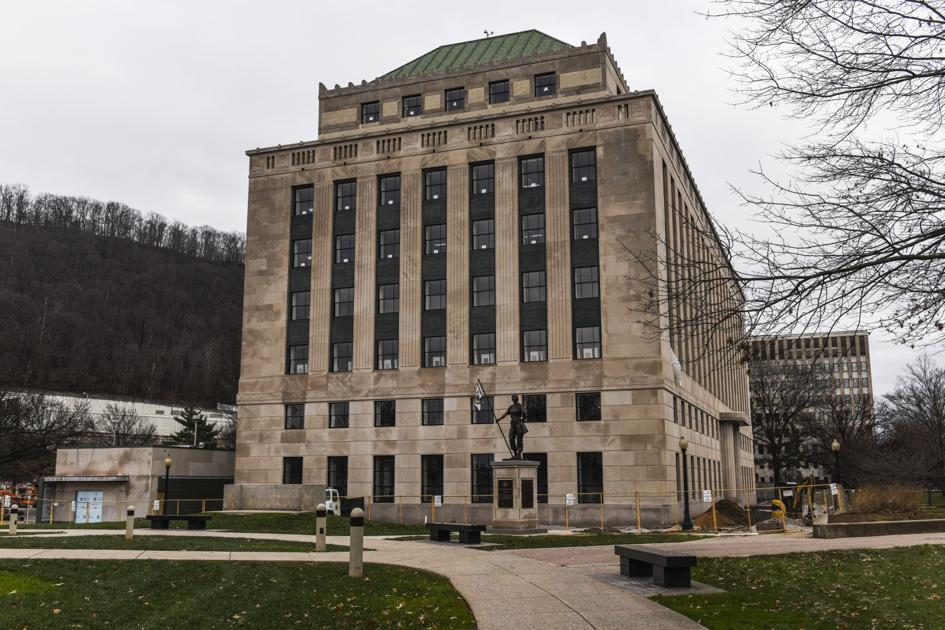 WV Capitol's Building 3 takes on '21st century' look