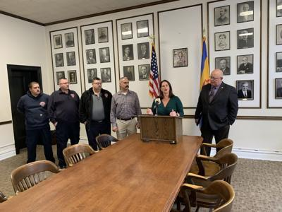 City, firefighters agree on $1.7 million holiday back pay