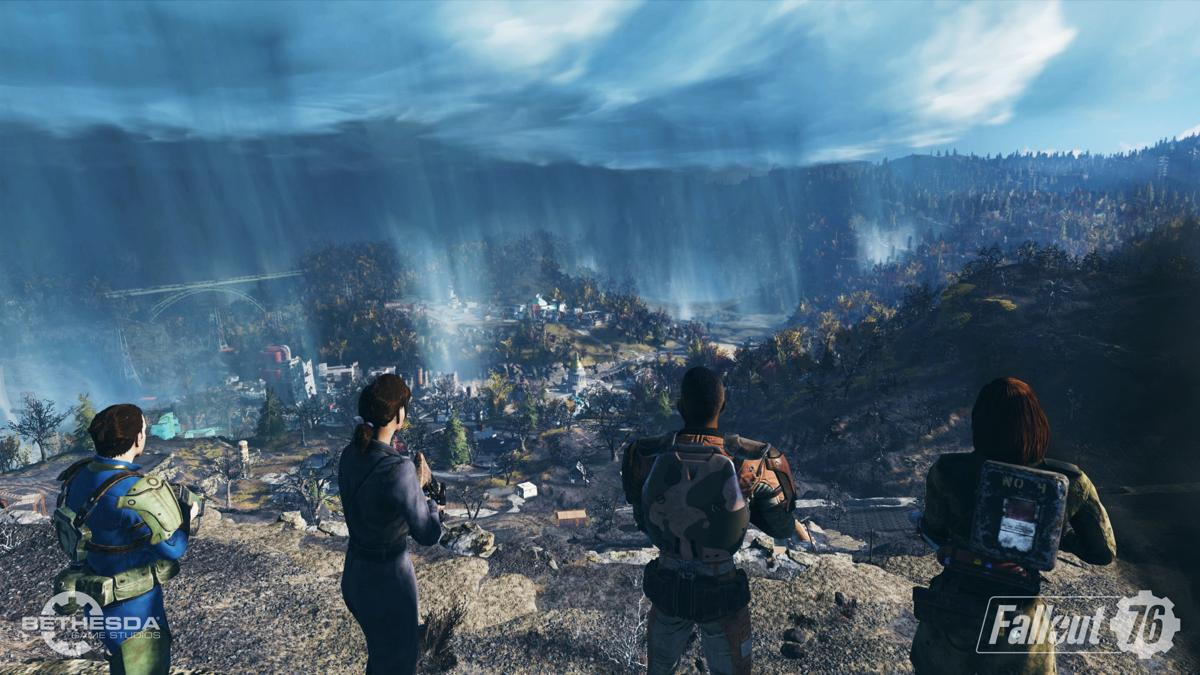 WV gets post-apocalyptic makeover in 'Fallout 76'