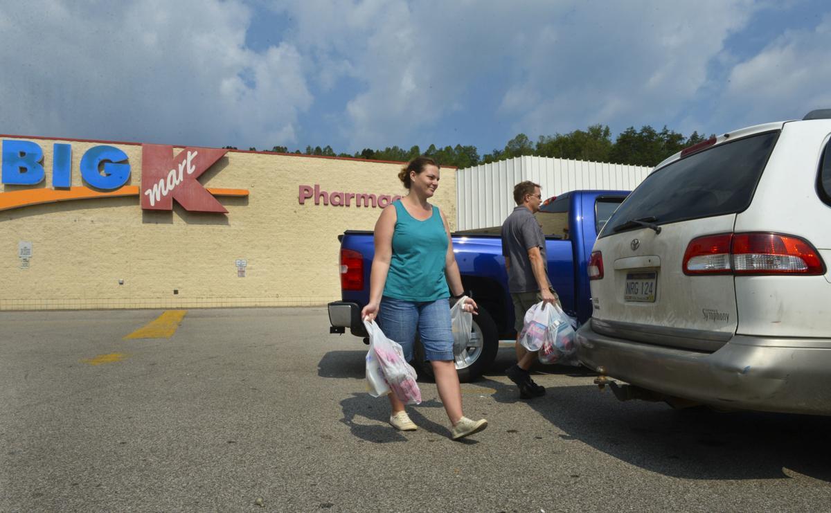 Elkview K-Mart Closing
