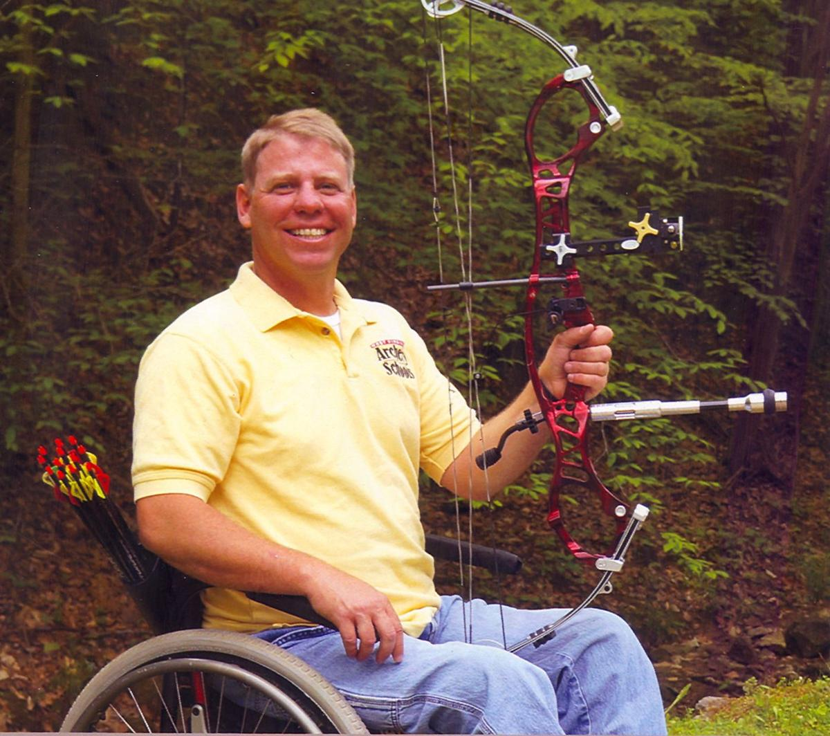 West Virginia wheelchair athletes: On a roll