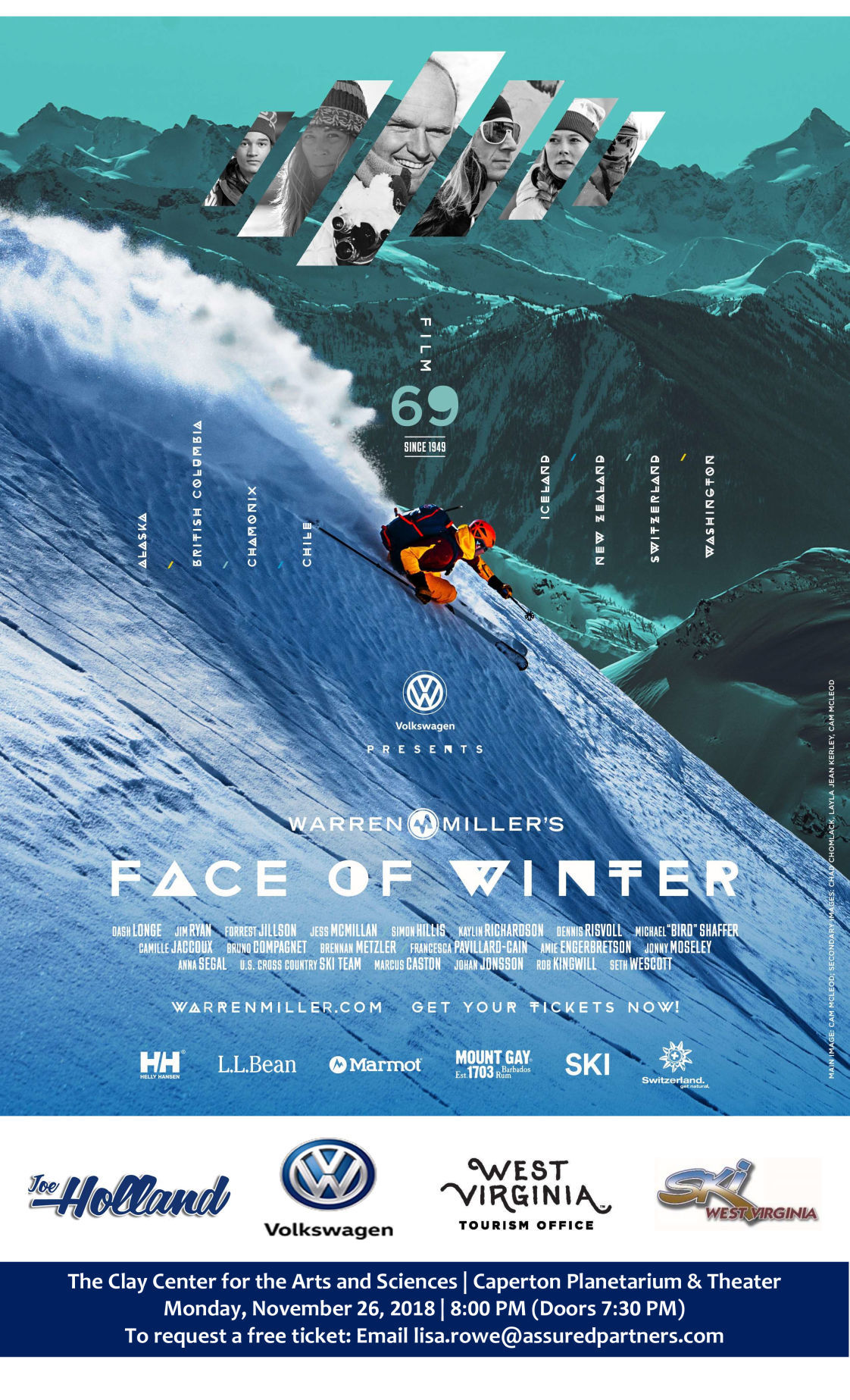 Face of Winter movie poster