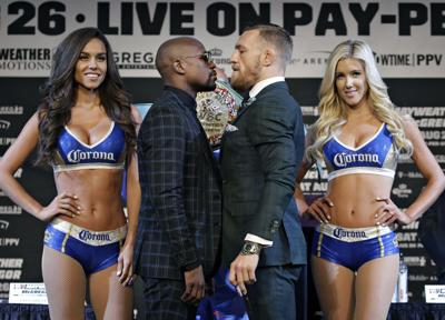 Where to watch the Mayweather-McGregor fight
