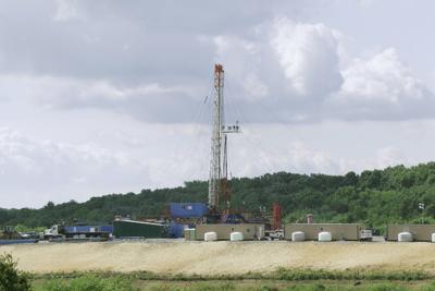 Marcellus Shale Gas Drilling AP File