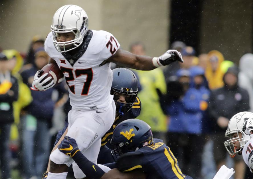 WVU notebook: Oklahoma State ground game rolls over ...