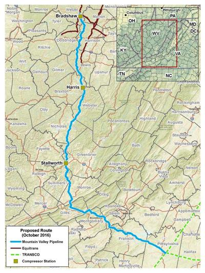 WV Supreme Court sides with landowners on unauthorized gas line surveys