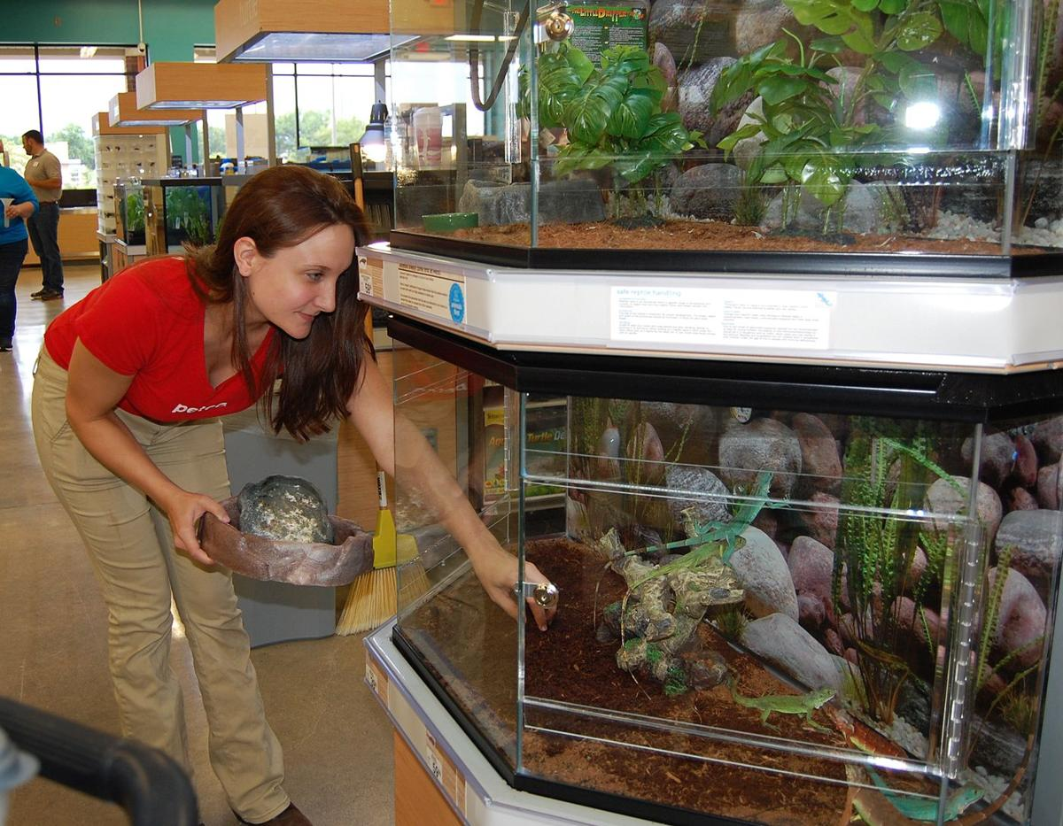 Petco specialty retailer opens in Liberty Square shopping