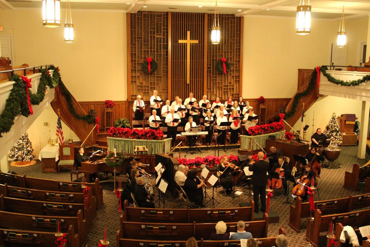 West Side Church To Present Special Christmas Program Saturday Metro Kanawha Wvgazettemail Com