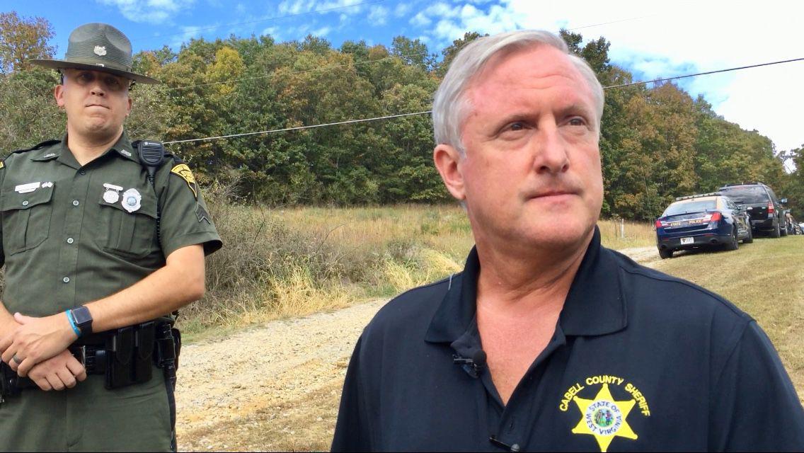 Cabell County Sheriff Chuck Zerkle