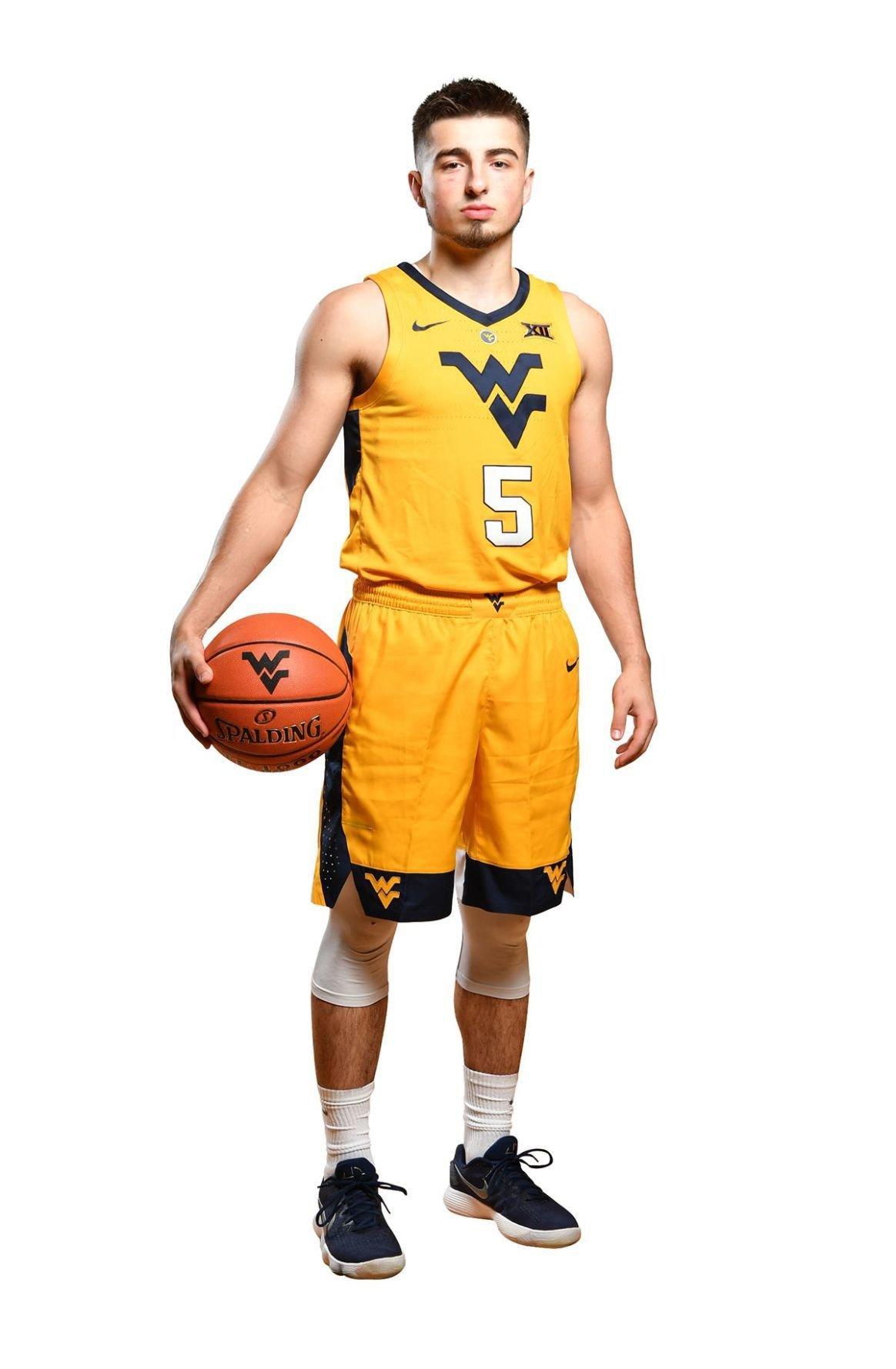 549487a9636 WVU basketball: Flashy freshman Jordan McCabe ready to make ...
