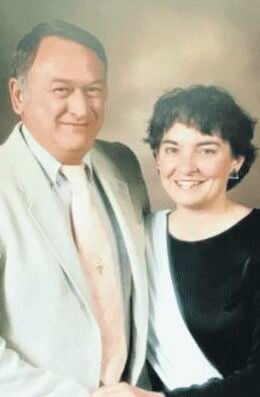 Jerry and Florence Kinder