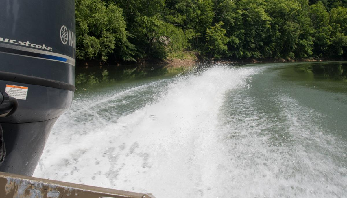 Jet boat feature
