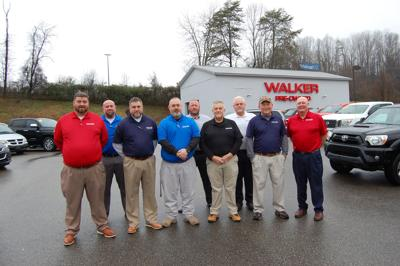 Walker Chrysler Dodge Jeep Ram's pre-owned department