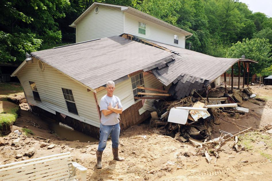 Appalachia's strip-mined mountains face a growing climate risk: Flooding - Charleston Gazette-Mail