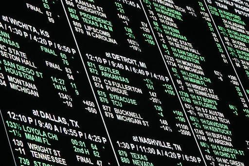 Chalk - Opponents of expanded legalized sports betting don't think we're helping gambling addicts enough