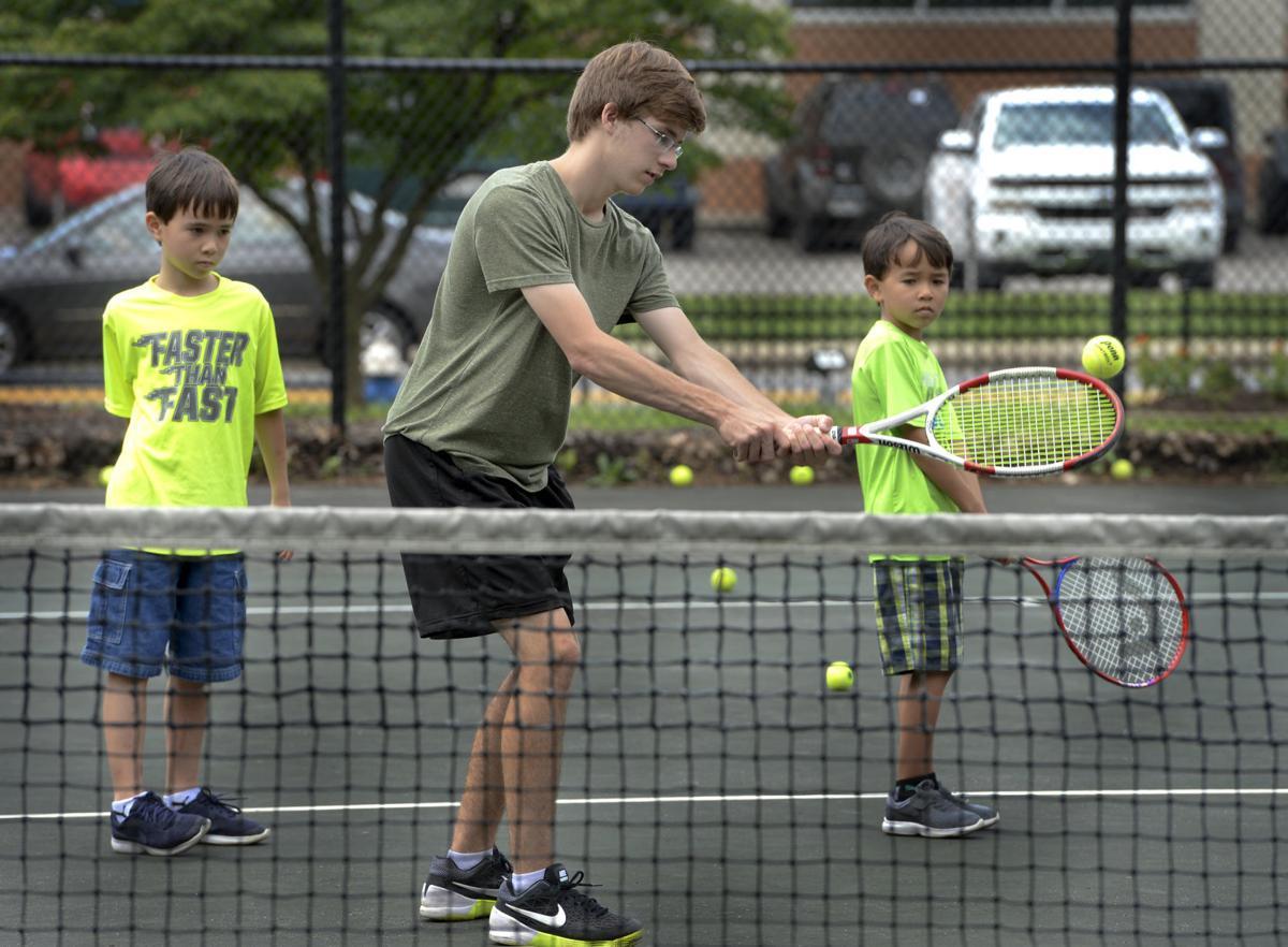 Y Tennis Program