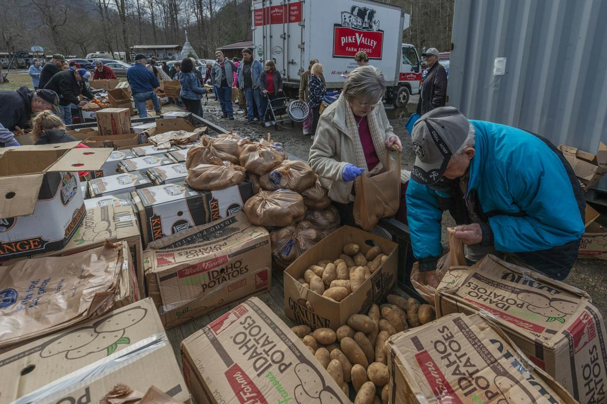 Logan County food pantry struggling to keep up with growing