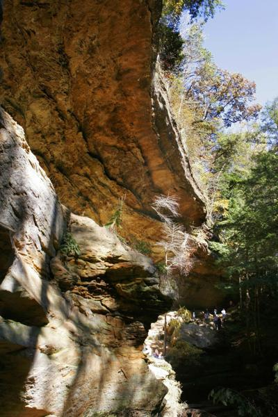 Old Man's Cave Hocking Hills State Park