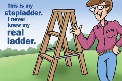Print dad jokes