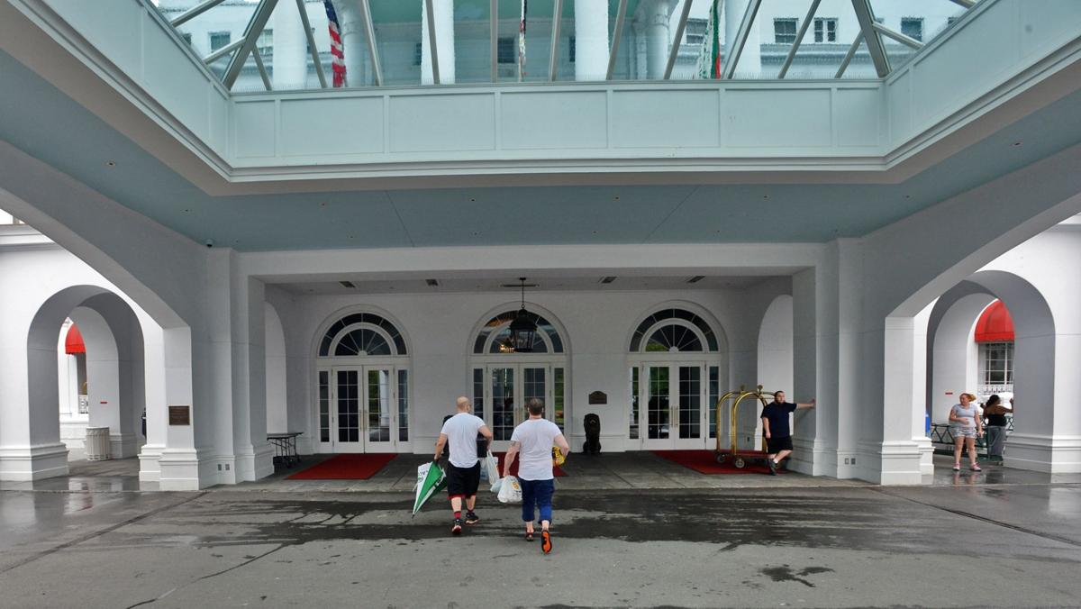The Greenbrier to re-open on Tuesday, after flooding