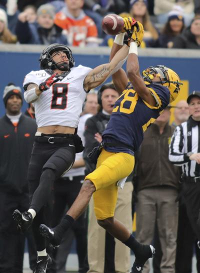 WVU football notebook: Brown has high praise for secondary ...