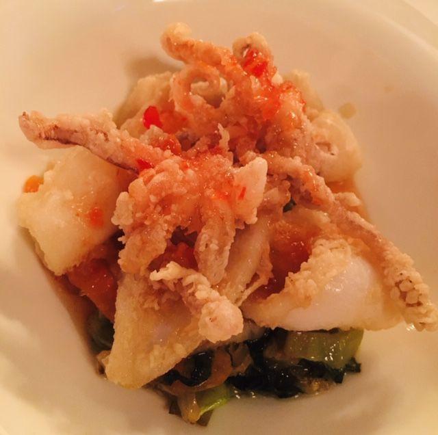 Thai-Style Calamari from Noah's