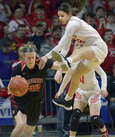 Girls basketball: Parkersburg's Kirby wins Ostrowski Award as player